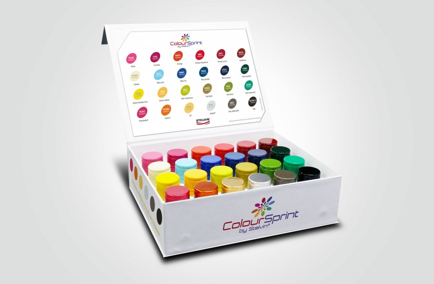 Amcor – Coffret Color Sprint